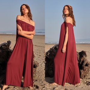 Mexicali Maxi off shoulder onsie